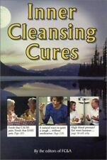 Inner Cleansing Cures Health/Wellness book natural remedies relief FC&A