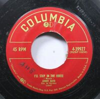 50'S & 60'S 45 Jimmy Boyd - I'Ll Stay In The House / Early Bird On Columbia