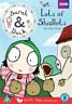 Sarah and Duck: Lots of Shallots and Other Storie (UK IMPORT) DVD [REGION 2] NEW