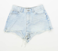 Womens Denim Co Blue Denim Shorts Size 12/L1