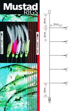 Mustad Mini Hokkai Rig - T62/S1470 - Makrelenvorfach Meeresvorfach Heringvorfach