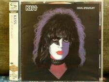 KISS-Paul Stanley-78/2016 CD SHM