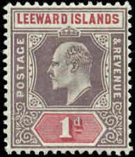 Leeward Islands Scott #21 Mint