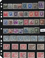 Slovakia - Slovensko / WWII  Protectorate 1939-1945 / Small stamp collection