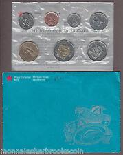 1999 CANADA BRILLIANT UNCIRCULATED SET - NUNAVUT - D307