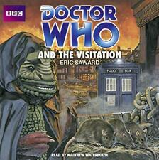 Doctor Who: The Visitation (Dr Who) by Saward, Eric | Audio CD Book | 9781445826