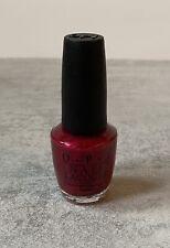 OPI Last Minute Shopper Nail Polish Lacquer HL D71 Black Label