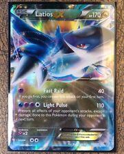 Pokemon Card  LATIOS EX  Ultra Rare  58/108  ROARING SKIES ***MINT***