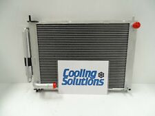 BRAND NEW RADIATOR & AIR CON CONDENSER COMBINED (MULTI EXCHANGER) MICRA K12/NOTE