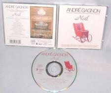 CD ANDRE GAGNON Noel NEAR MINT CANADIAN RARE!