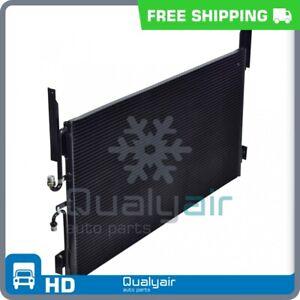 AC Condenser fits Western Star 3700, 3800, 4800, 4900, 4900E, 5800, 5900, ... QU