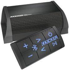 New Kicker PXIBT502 USB Port Bluetooth Waterproof Marine Stereo Amplifier