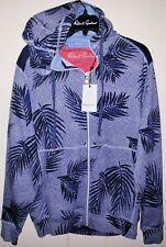 Robert Graham Abstract Full Zip Hoodie Jacket Mens Large NWT $228.00