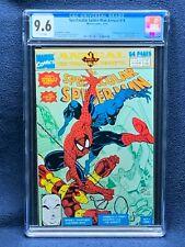 Spectacular Spider-Man Annual #11 Vol 1 Comic Book - CGC 9.6 - Black Panther