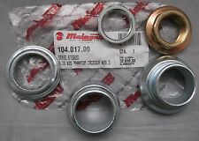 Genuine Malaguti F12 F15 Fire Fox Steering Head Bearing Race Set 104.017.00