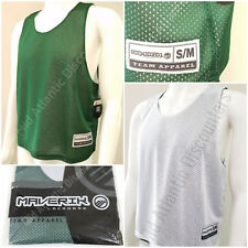 Practice Scrimmage Vest Reversible Pinnies Tank Top Mesh Jersey Small/Medium