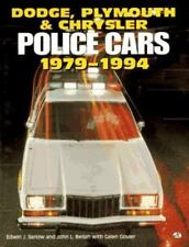 Dodge, Plymouth & Chrysler Police Cars 1979-1994