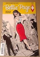 BETTIE PAGE #1C Cover 2017