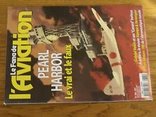 $$$ Revue Fana de l'aviation N°385 Pearl Harbor  Habriel Voisin  Junkers 188