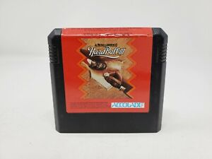 Hardball III Al Michaels Announces (Sega Genesis) Hardball 3 Tested Authentic