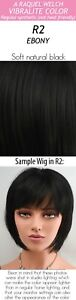 FAUX FRINGE by Raquel Welch, Hair Addition / Topper *ALL COLORS!* Mono Crown NEW