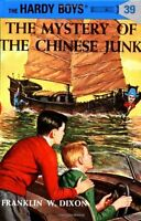 The Mystery of the Chinese Junk (Hardy Boys, Book 39) by Franklin W. Dixon