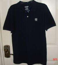 61fd644a94b73b NEW WT BOYS XLARGE 18/20 NAVY BLUE IZOD SHORT SLEEVE SHIRT POLO RETAIL $26
