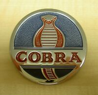 AC Cobra Shelby MKII Emblem badge