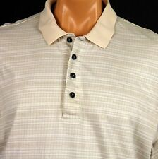 Nike Golf Polo Shirt Mens L 100% Cotton