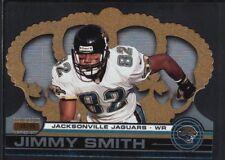 JIMMY SMITH 2001 CROWN ROYALE #65 PREMIERE DATE JAGUARS SP #45/99