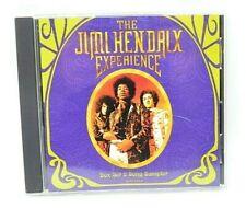 THE JIMI HENDRIX EXPERIENCE BOX SET 8 SONG SAMPLER CD