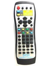 MSI MICRO-STAR INTERNATIONAL MEDIA CENTRE REMOTE for FX5200TD128 FX5600VTDR128