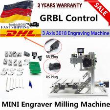 3 Assi Laser incisore macchina CNC 3018 GRBL incidere Engraver Incisione DHL DEU