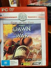 Dawn of War - GOTY- PC GAME (Fat) - FREE POST