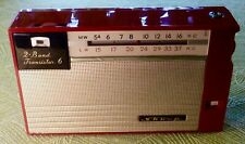 Radio transistor SHARP TRL-237 vintage collector AM LW (1959) TSF works