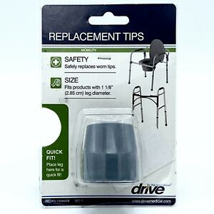 "Utility Replacement Tip 1-1/8"" Gray"