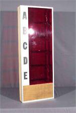 COLLEGE SCOREBOARD TAKES 15 BURROUGHS B-7971 NIXIE TUBES