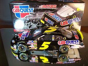 Kyle Busch #5 Carquest Rookie 2005 Chevrolet Monte Carlo 1:24 RCCA 288