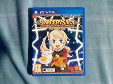 Sorcery Saga: Curse of the Great Curry God (PS Vita) - UK ver. Playstation Vita