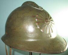rare complete Peruvian M34 helmet casque Stahlhelm casco elmo 盔 шлеm WW2 Perou