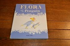 FLORA AND THE PENGUIN - MOLLY IDLE -  NEW 2014 HARDBACK