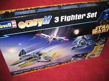 REVELL® 05760 easykit STAR WARS™ 3 FIGHTER SET NEU OVP