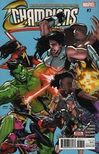 Champions #7 Comic Book 2017 - Marvel
