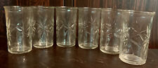 Vintage Jelly Jar 'Ball' Juice Glasses -Set of 6