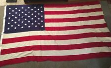 Valley Forge Best US 50 Star Cotton Flag, Size 5'x8', Made In USA!!