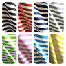 """1 INCH AWNING STRIPE POLY COTTON SUMMER STRIPED FABRIC 60"""" BY THE YARD 9 COLOR"""