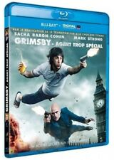 Grimsby Agent trop spécial BLU-RAY NEUF SOUS BLISTER