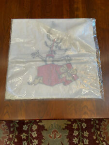 NIP Pottery Barn Teen Grinch Max Christmas Pillow Cover