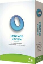 OMNIPAGE ULTIMATE 19 NUANCE - DOWNLOAD LINK + ACTIVATION KEY