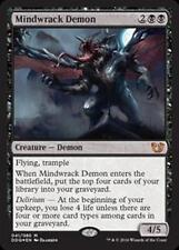 Foil MINDWRACK DEMON Duel Decks: Blessed vs. Cursed MTG Black Mythic Rare